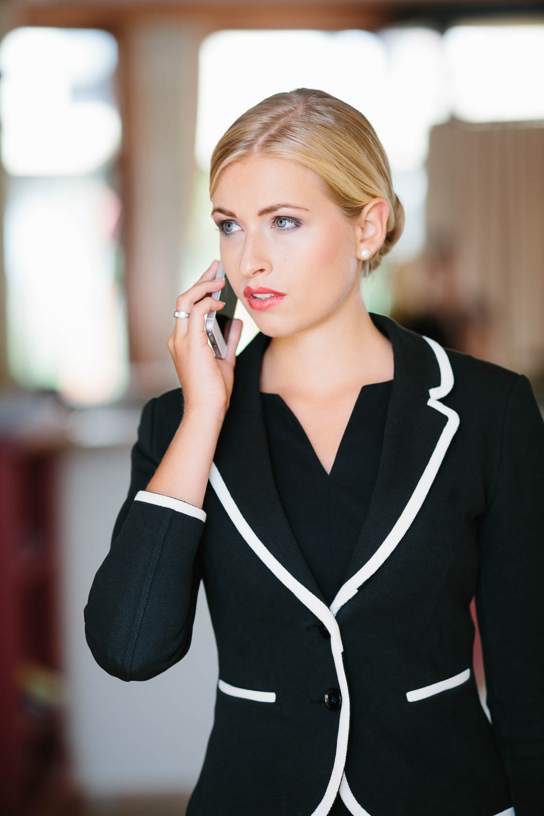 Commercial Styled Shoot mit Anna in der Villa Toskana Hotel Business Portraits Corporate