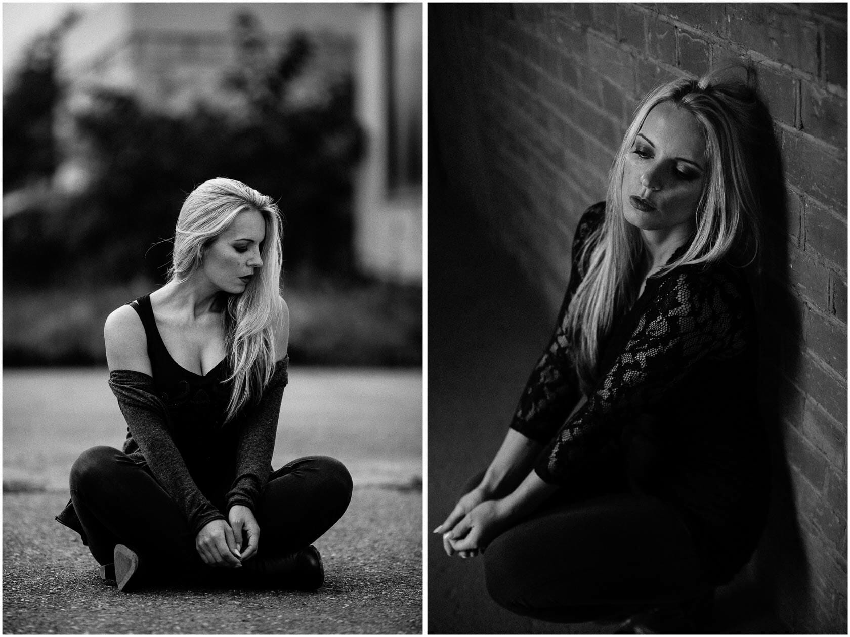 Fashion Model Shoot mit Natalia in Bruchsal