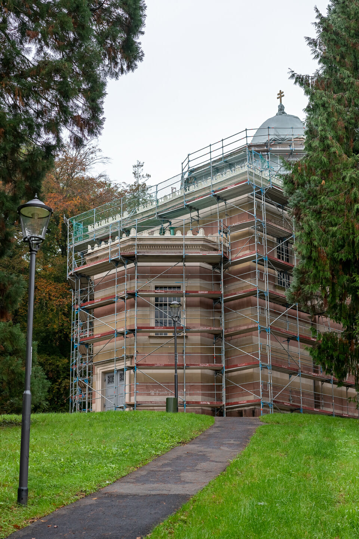 Industriefotografie Baden-Baden Stourza-Kappele Drohneaufnahmen Drohnenfotografie
