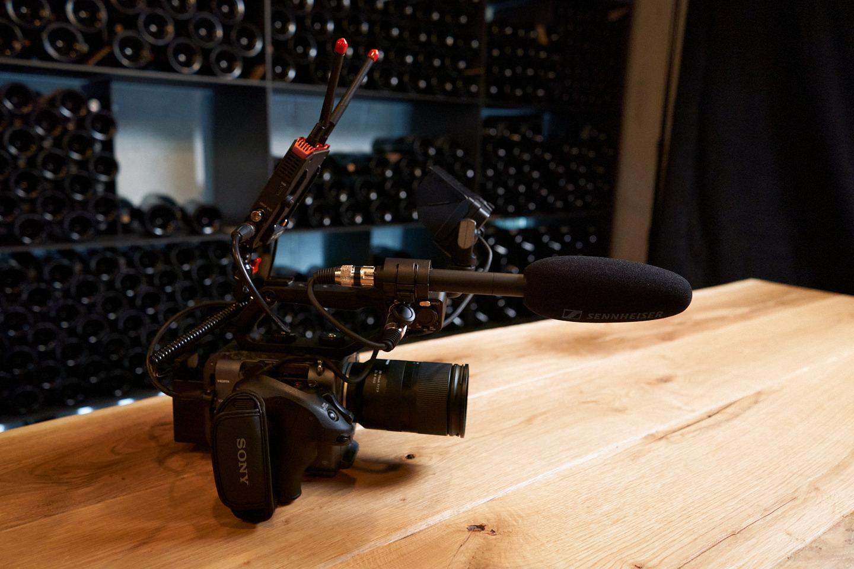 Filmproduktion Videoproduktion